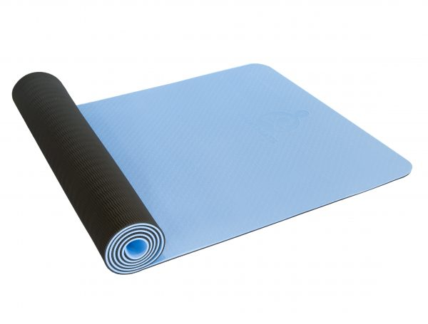 Buy blue yoga mat, pilates mat, gym mat, fitness mat online Australia
