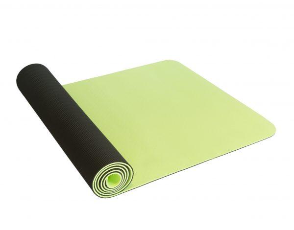 Buy green yoga mat, pilates mat, gym mat, fitness mat online Australia