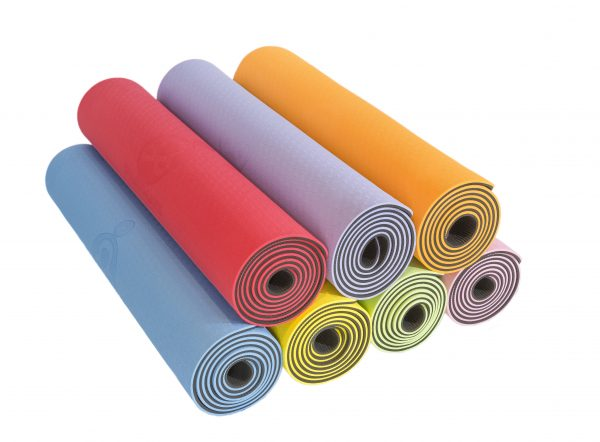 Personalised Fitness Mats - yoga mats, pilates mats, exercise mats or fitness mats for gym or home