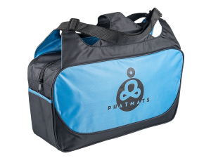 Exercise bag with accessories - Blue