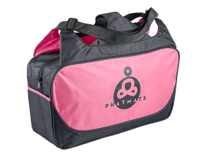 Exercise bag with accessories - Pink