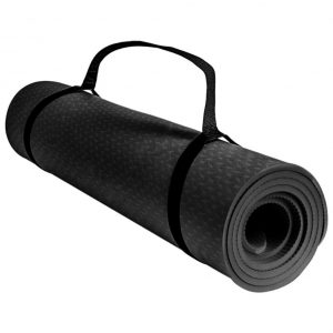 Studio Black Yoga Mat