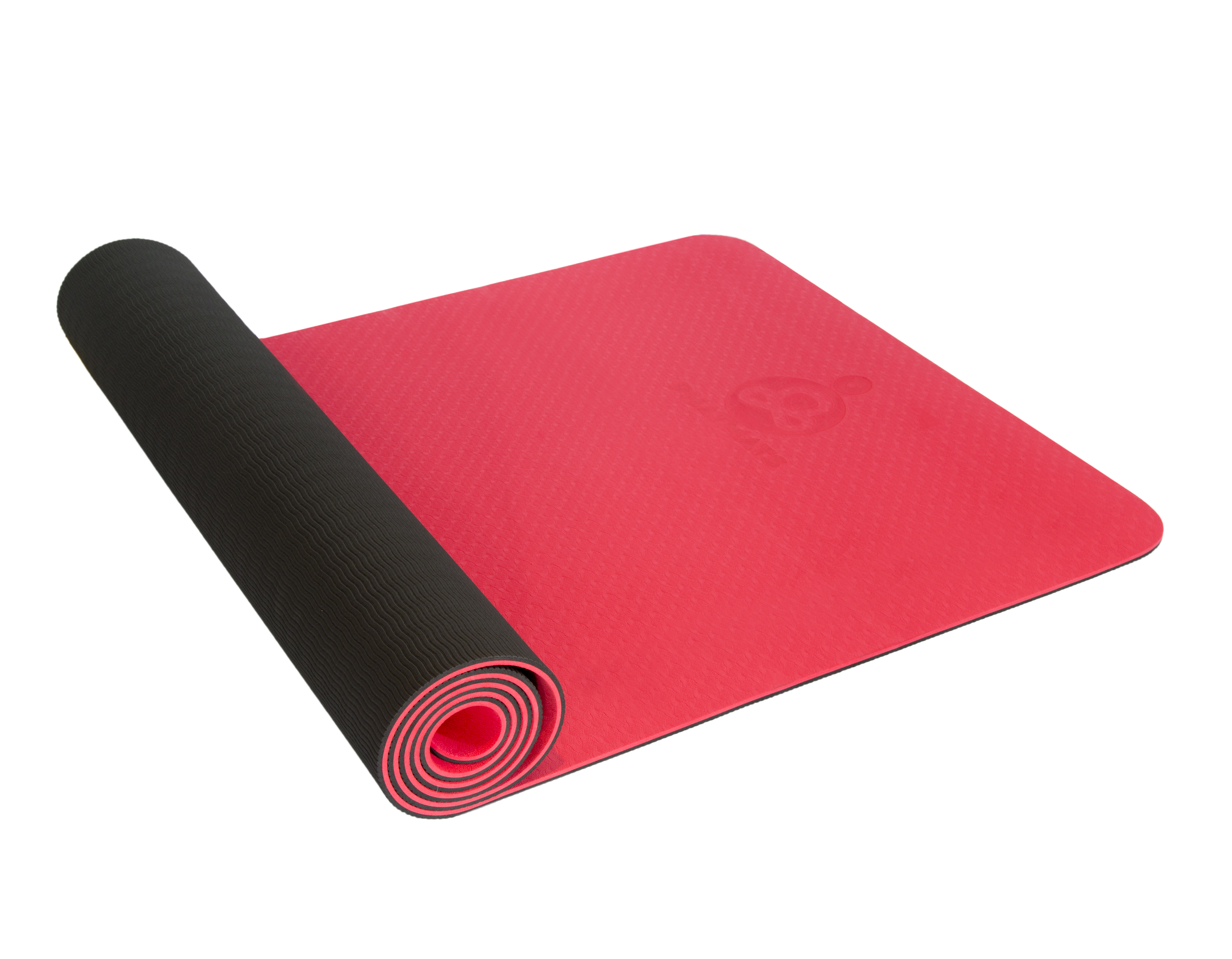 Phatmat Care - Red yoga mat Austrlia, pilates mat, gym mat