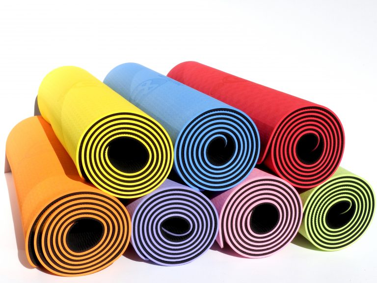 Personailsed Fitness Mats Australia