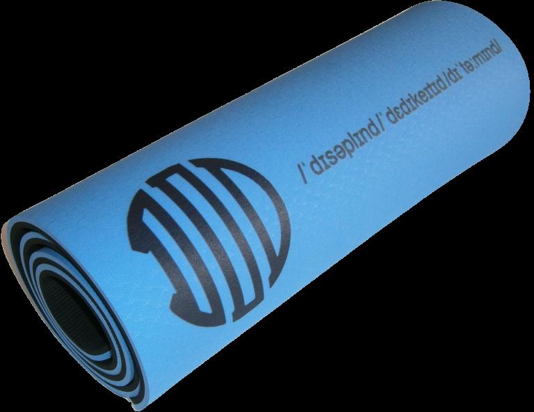 Personalised Phatmat - yoga mat, pilates mat or gym mat