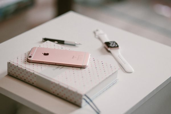Using planner, organisers and diaries