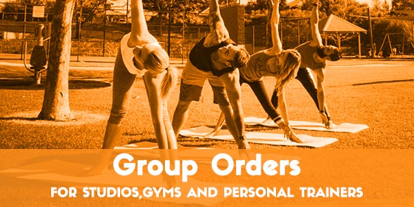 Phatmats fitness mats - group orders for yoga and pilates studios, gyms and personal trainers